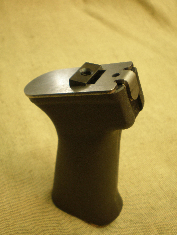 SAIGA 12 Pistol Grip Reinforcement plates